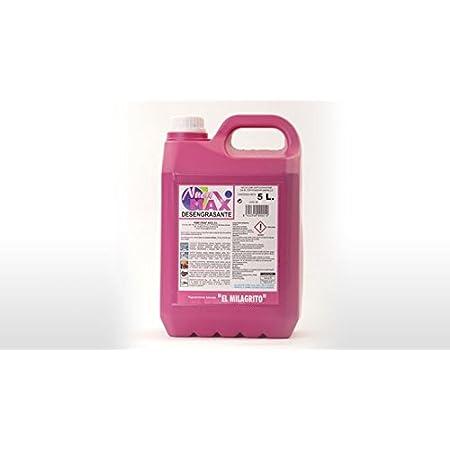 Milagrito Limp Grasa El Milagrito 5 L 3 Unidades 100 ml