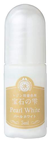 パジコ レジン着色剤 宝石の雫 パールホワイト 5ml 403250