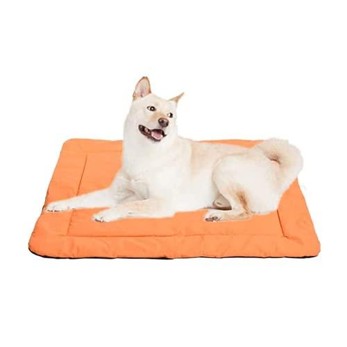 "CHEERHUNTING Outdoor Dog Bed Pet Bed 40""X32"", Waterproof, Washable,..."