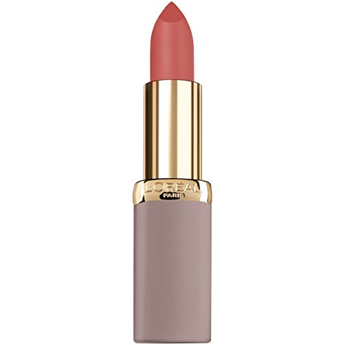 L'Oreal Paris Cosmetics Colour Riche Ultra Matte Highly Pigmented Nude Lipstick, Passionate Pink, 0.13 Ounce