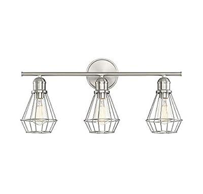 "Trade Winds Lighting Bath Bar Vanity 24"""