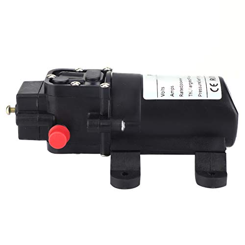 Weikeya Bomba de succión única, bomba de agua sumergible, no requiere medios, bomba de succión individual de potencia de plástico de succión individual