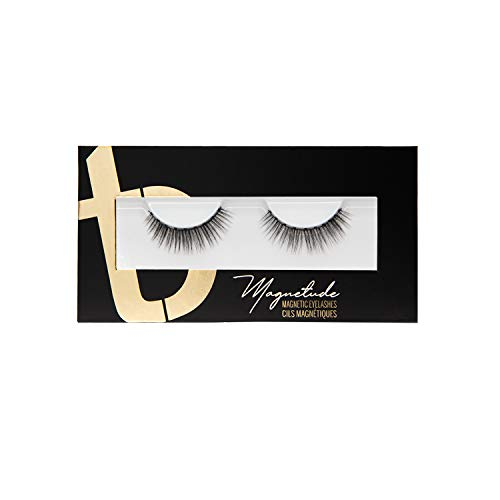 Boardroom MAGNETIC Tori Belle Eye LASHES and Magnetic Eyeliner Set (Black Made in USA Water Resistant)