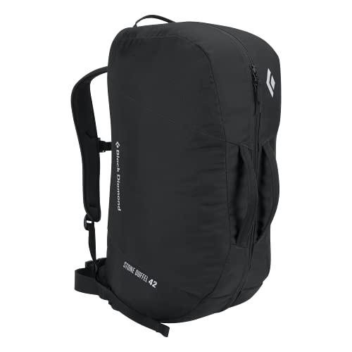 Black Diamond Stone 42 Duffel Backpack, Unisex – Adulto, Black, ALL