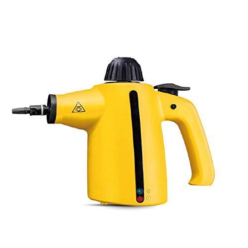 QuXiaoMo Dampfreiniger - multifunktionales Hochdruck-Dampfreinigungsauto/Innen, einfach zu bedienen/tragbarer Sterilisator, mehrere Zubehörteile, 220 V, 1500 W