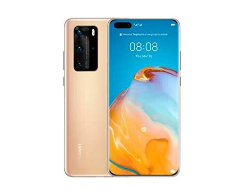 Huawei P40 Pro - Smartphone 256GB, 8GB RAM, Dual Sim, Blush Gold