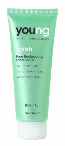 Natio Pore Unclogging Face Scrub