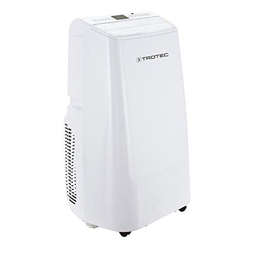 TROTEC Climatiseur Local Monobloc PAC 3500 E de 3,5 KW (12.000 Btu) pour pièces de 45 m² Max, Classe énergétique A