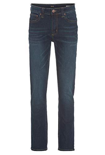 O.N. Jeans Clint mit geradem Bein - Herren dunkelblau,W40L32