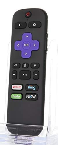 (OEM) RCAL2 Roku Remote (Netflix/Sling/Hulu/Now) - Works with Roku Streaming Stick Remote HDMI Version for Roku Streaming Stick (HDMI Version)