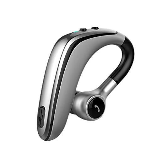Kuizhiren1 kabellose Bluetooth-Headsets f/ür Kopfh/örer,Tragbare Stereo-Musik-Ladebox Sport drahtlose Bluetooth-Kopfh/örer Headsets Black