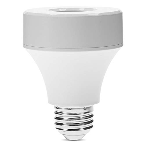 Wifi Glühbirne Lampe, Wifi Steuerung Glühbirne Basisschalter Lampenfassung Drahtlose Smart Lampen Lampenfassung