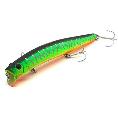 JOYOTER Vivid Diving Lure Jerkbait Wobblers Hard Bait Minnow Popper con imán Bass 3 Sharp 4# VMC Hooks Crankbait