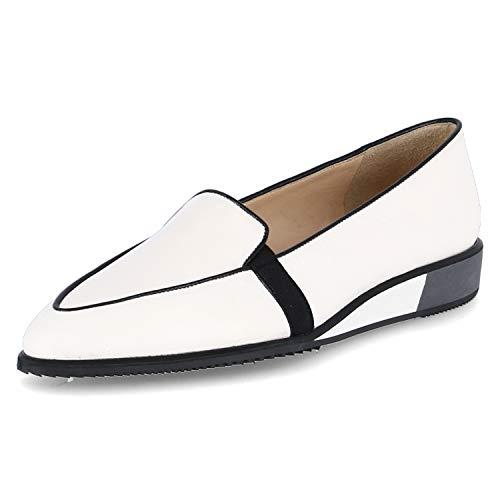 Brunate Slipper Größe 40 EU Weiß (Weiß)