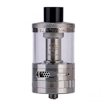 Steam Crave Aromamizer Plus RDTA 30mm Verdampfer Farbe Gun Metal