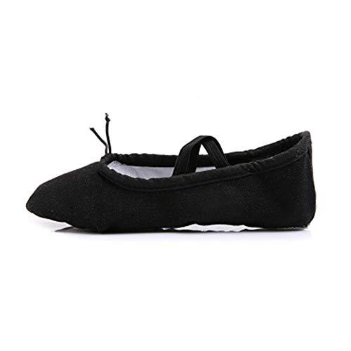Zapatos De Baile De Suela Blanda Resistentes Al Desgaste Antideslizantes Zapatos De Ballet Suaves Transpirables De Moda Para Adultos Zapatos De Baile De Yoga Transpirables Ligeros