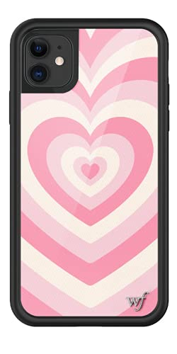 Wildflower Limited Edition Cases Compatible with iPhone 11 (Rose Latte)