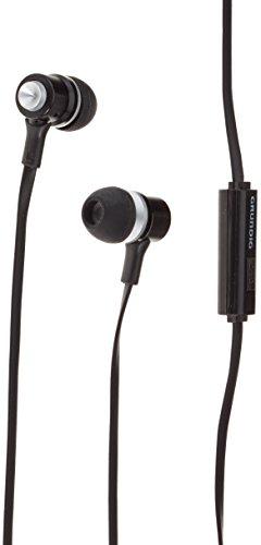 Grundig 871125286351 Stereo Kopfhörer (Metal Pro) mit Mikrofon schwarz