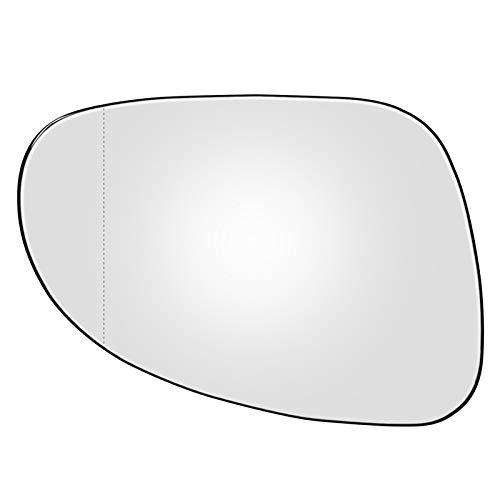 Guangcailun di Ricambio per Golf 5 MK5 2005-2009 3C0857522 Riscaldamento Auto specchietto retrovisore Destro passeggero Laterale Vista Posteriore specchietto retrovisore Specchio di Vetro