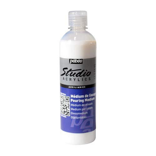 Pebeo Studio Acrylics Pouring Medium, 500 ml