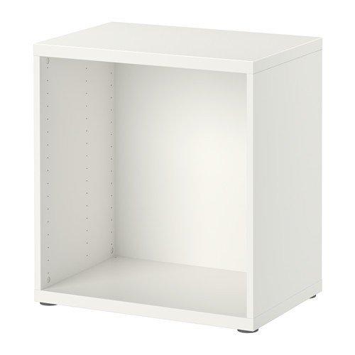 IKEA BESTA Korpus in weiß; (60x40x64cm)