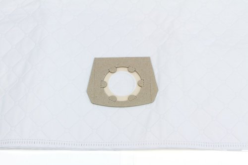10 Vlies Staubsaugerbeutel passend für Einhell BT-VC 1250, 1500 / DUO 20, 30, 1250, 1300 / INOX 1100, 1250, 1400, 1450, 20A ua.