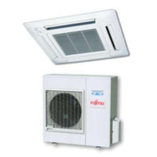 Fujitsu 8435162751286 - Aire acondicionado de cassette auy100uia-lr