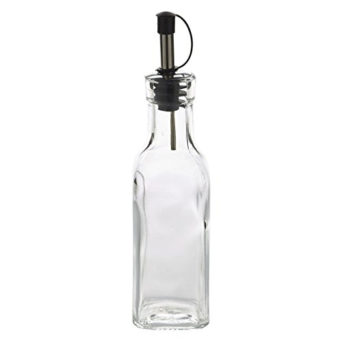 Nextday Catering Equipment Supplies gvb18aceite/vinagre botella, cristal, 18cl/6,25oz.