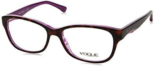 Vogue Eyewear VO2814-2019 Occhiali, Havana/Morado, 51/16/135 Donna