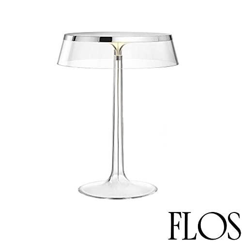 Flos F1032057 Bon Jour LED Lampe de table chrome design Philippe Starck 2015