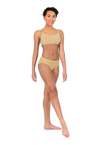 Silky Dance Damen BH, nahtlos, transparenter Rücken Gr. S, nude