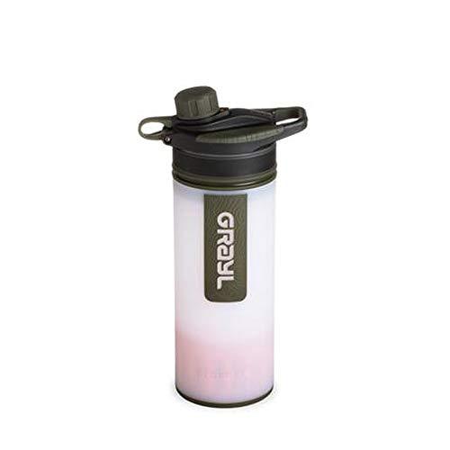 GRAYL 400-WHT Trinkflasche, Alpine White, One Size