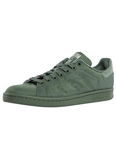 Adidas Damen Stan Smith Sneaker , Grün (Trace Green/Trace Green/Trace Green) , 38 2/3 EU
