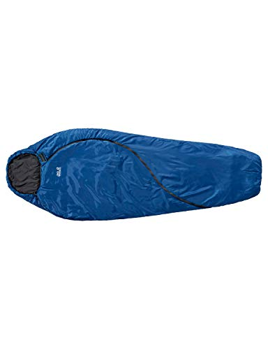 Jack Wolfskin Smoozip +3 Sac de Couchage synthétique