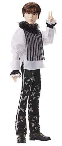 BTS Muñeco Deluxe Suga , figura de colección premium, miembro banda coreana (Mattel...