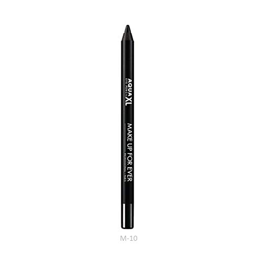 Make Up For Ever Aqua XL Eye Pencil Waterproof Eyeliner - M-10 - matte black 0.04