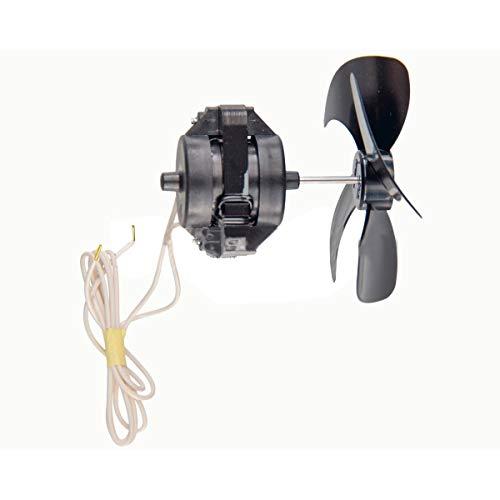 Recamania Motor Ventilador frigorifico Whirlpool NO Frost diametro3X28mm 481936170011