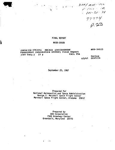 PROMIS (Procurement Management Information System) (English Edition)