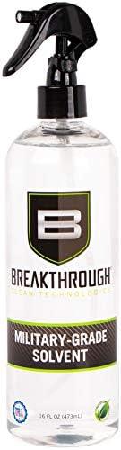 Top 10 Best breakthrough gun cleaner