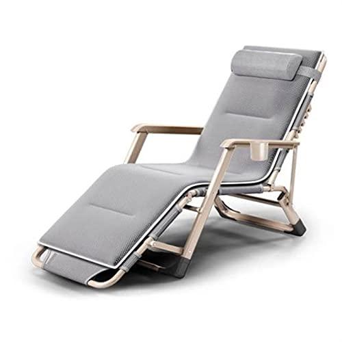 Patio Silla de salón, sillas de Cubierta Jardín Muebles de Exterior Camping...
