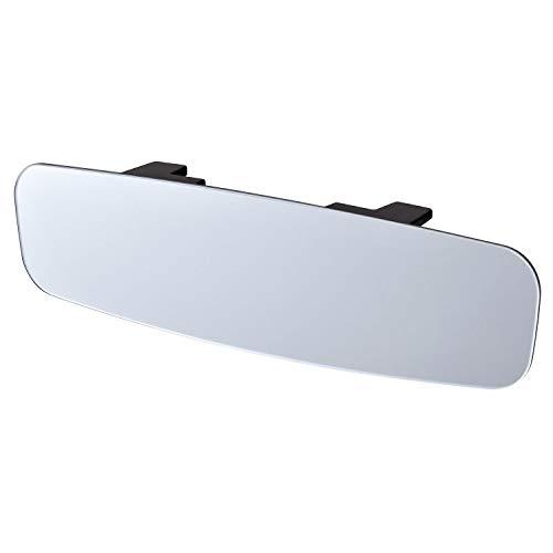 セイワ(SEIWA) 車用 フレームレスルームミラー シルバー鏡 300mm 曲面鏡 R103