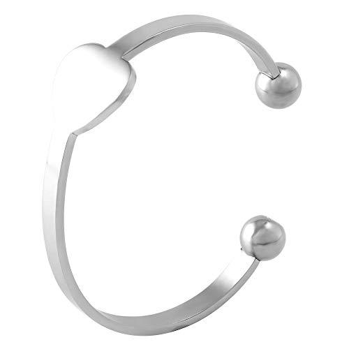 FVNR Urn Hanger Ketting voor as nieuw Ik hou van je Memorial Urn Armbanden voor as roestvrij staal