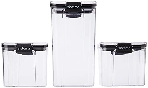 Sistema Pantry Storage, Assortiti