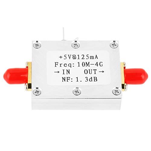 Amplificador de bajo Ruido - 1pc Placa de módulo Amplificador de bajo Ruido de Banda Ancha 0.01-4GHZ 21DB LNA