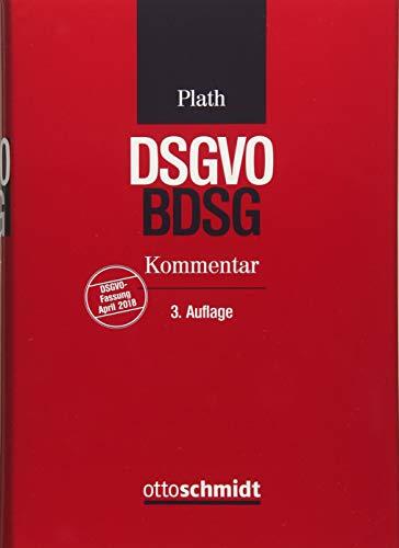 BDSG/DSGVO: Kommentar zu DSGVO, BDSG und den Datenschutzbestimmungen des TMG und TKG - Partnerlink