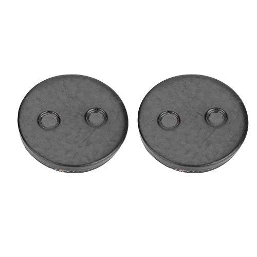 Effacer 1 Paar elektrische Roller Bremsscheibe Bremsbacken Ersatz Bremsbelag