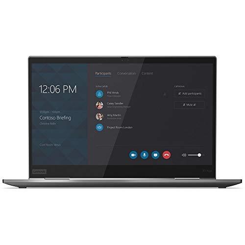 Lenovo ThinkPad X1 Yoga Gen 4 14' Touch 16GB 256GB X41.9GHz,Iron Grey(Renewed)