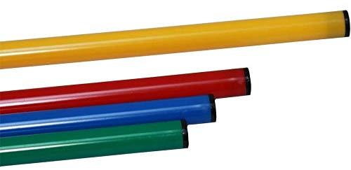 Boje Sport Stange/Stab 100 cm, Farbe: gelb