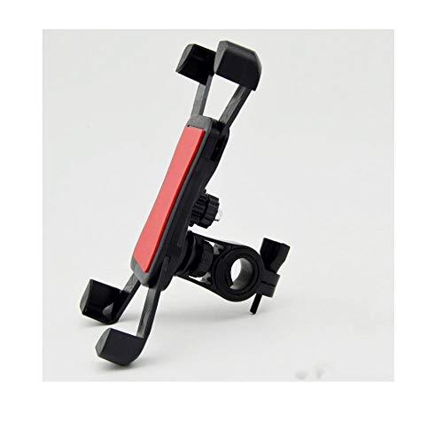 Ding&ng Mountainbike mobiele telefoon clip, 360 graden rotatie verstelbare grootte schokbestendige navigatie beugel, B1