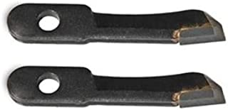 Hole Pro BT-002: Tungsten Carbide Blade Set - for X-Models ONLY NOT FOR T-200 Model